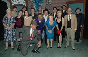 Cast of Al Capone's Hideout