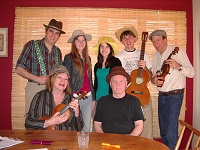 Ottawa Valley Kitchen Party cast